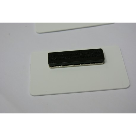 MISSIONARY NAMETAGS -MAGNETIC