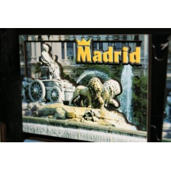 IMAN DE MADRID CON RELIEVE LM2 CIBELES VISTA DERECHA