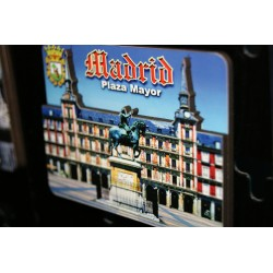 IMAN DE MADRID CON RELIEVE LM3 PLAZA MAYOR